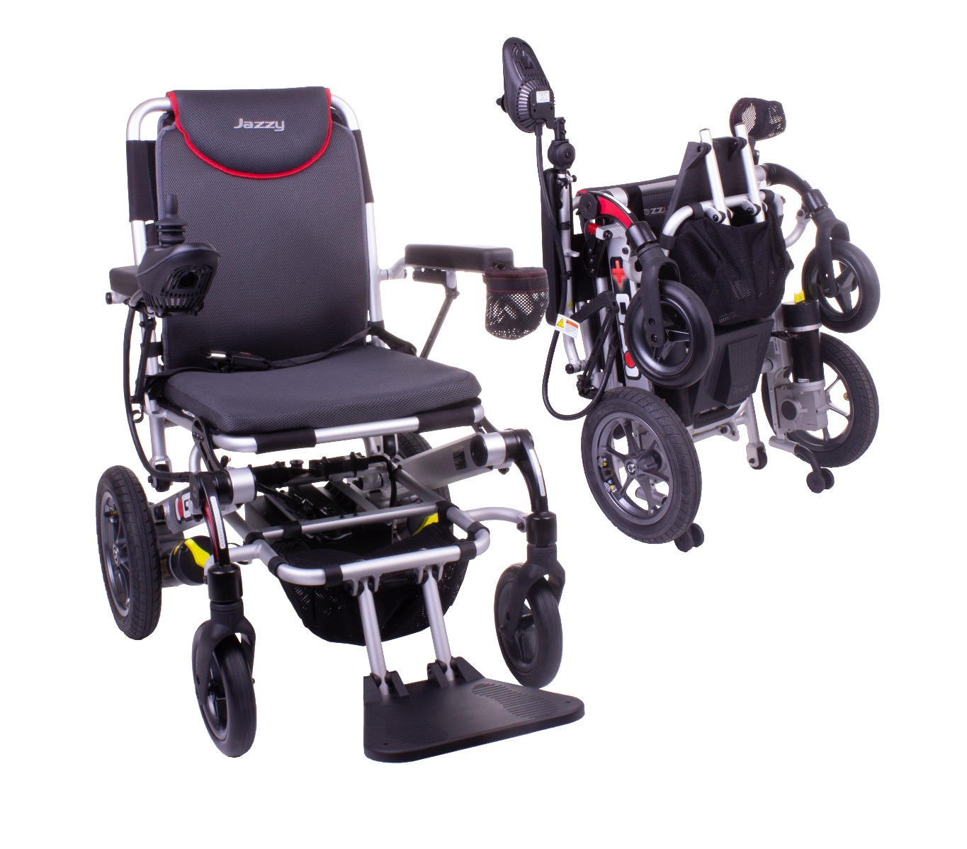 I Go Plus Folding Powerchair