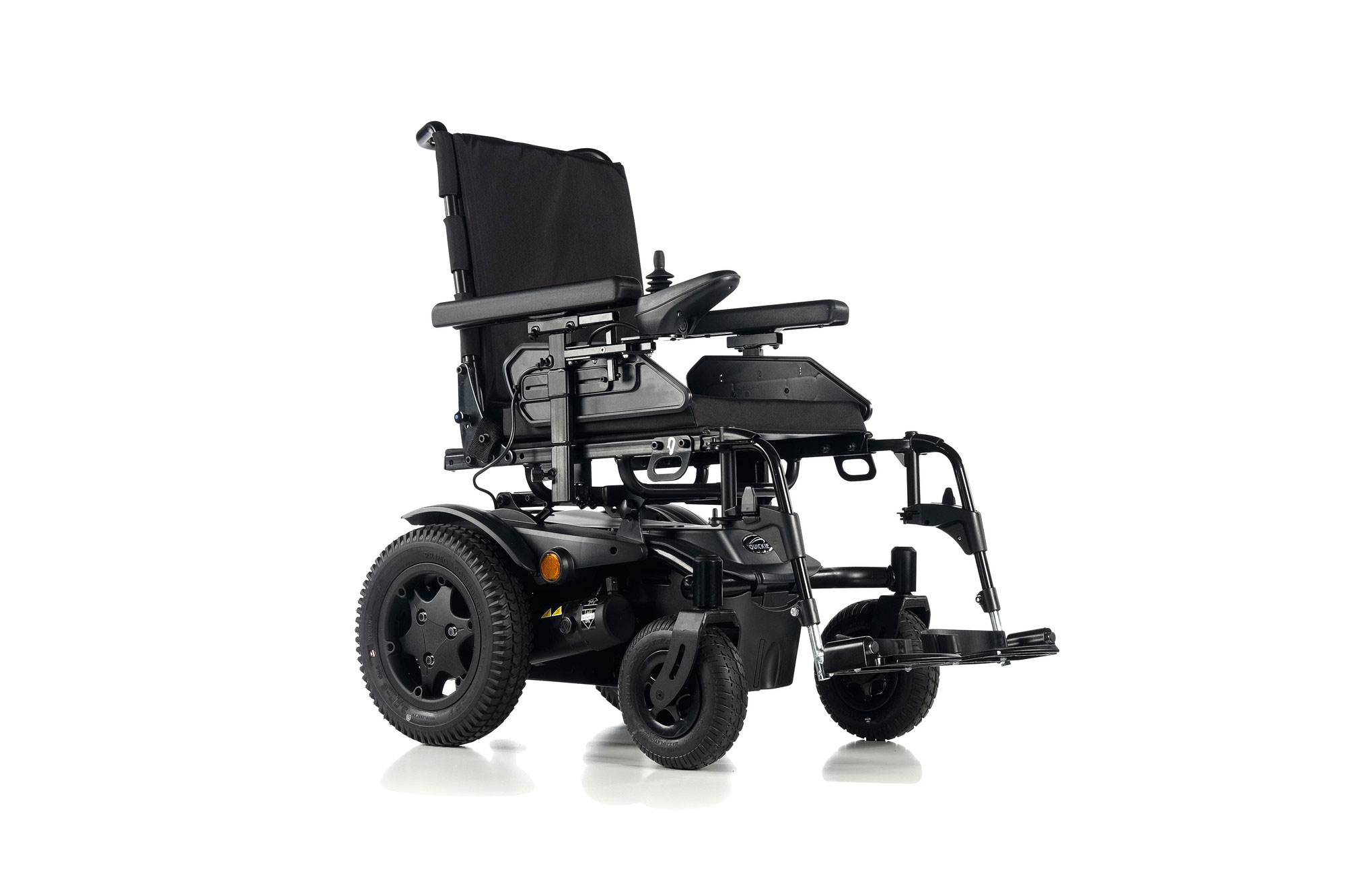 Quickie Q200 R Rear-Wheel Powered Wheelchair