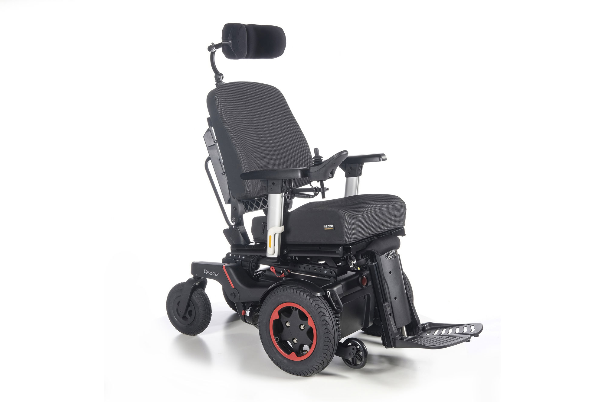 Quickie Q500 F SEDEO PRO Front-Wheel Powered Wheelchair