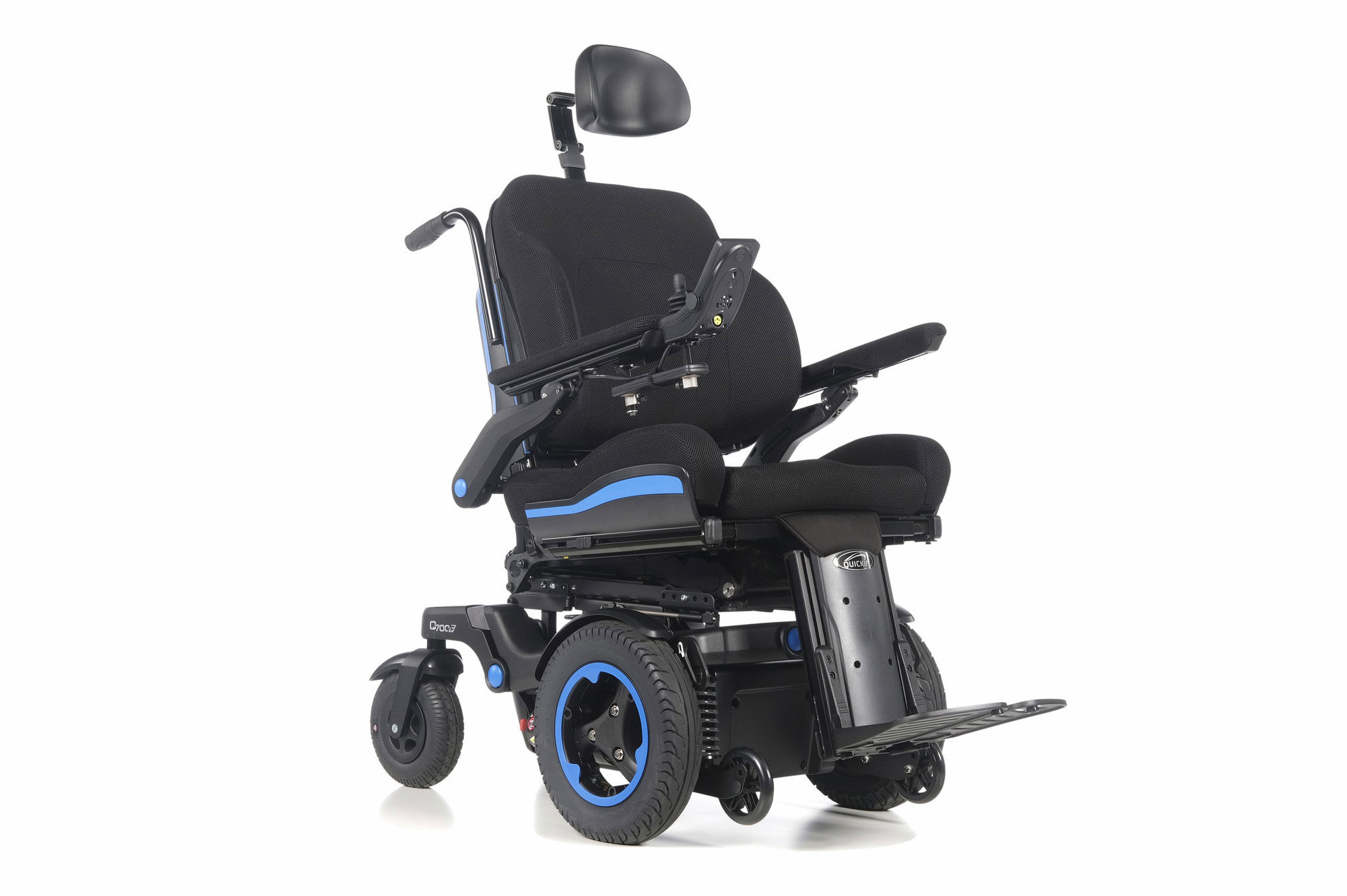 Quickie Q700 F SEDEO ERGO Front-Wheel Powered Wheelchair