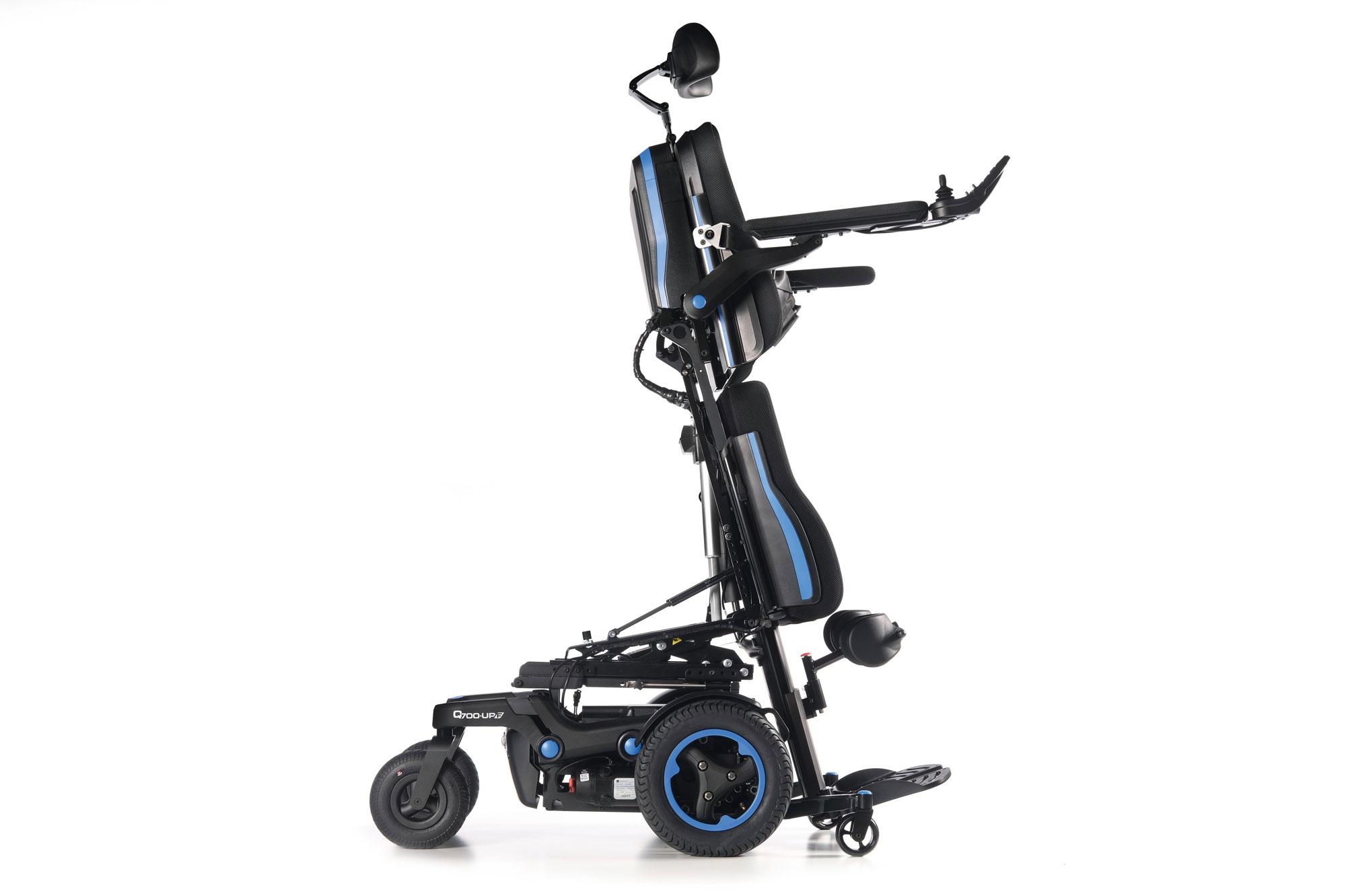 Quickie Q700-UP F SEDEO ERGO Standing Wheelchair