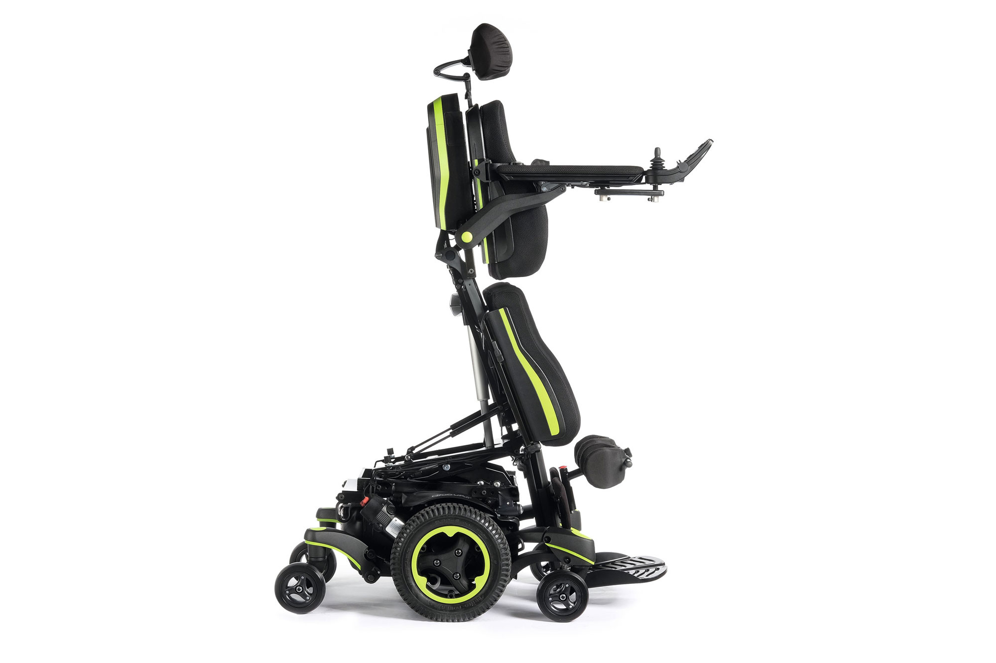Quickie Q700-UP M SEDEO ERGO Standing Wheelchair
