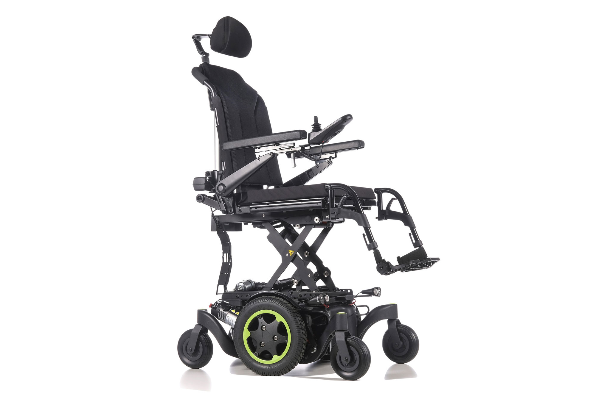 Quickie Q400 M SEDEO LITE Mid-Wheel Powered Wheelchair