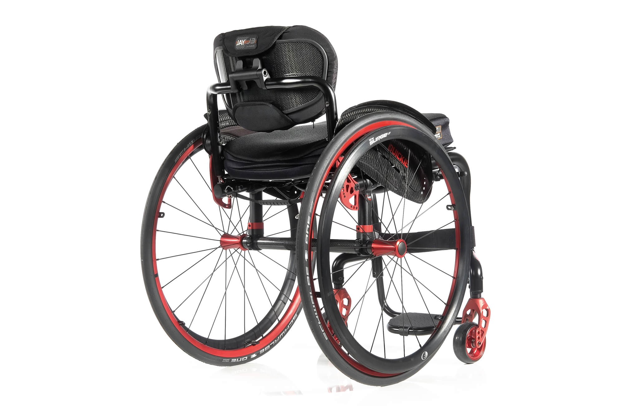 Quickie Helium Rigid Wheelchair