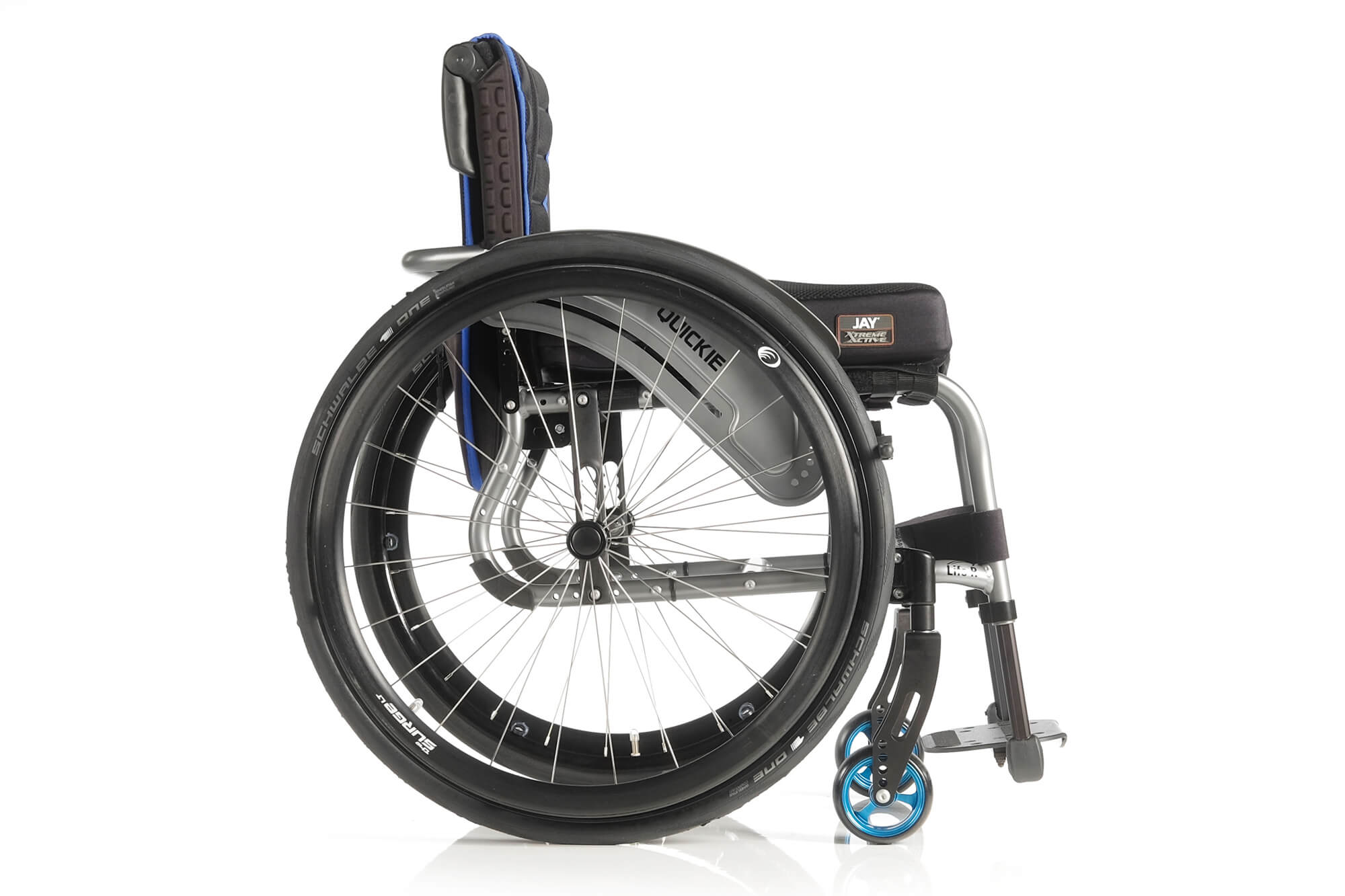 Quickie Life R Rigid Wheelchair