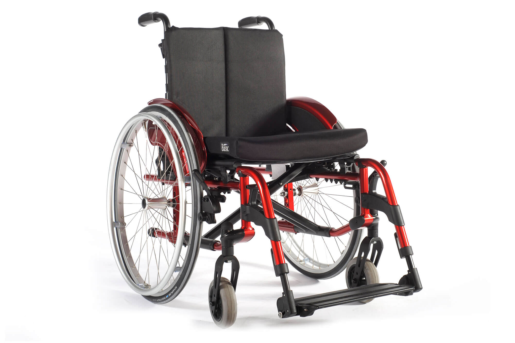Quickie Helix 2 Folding Wheelchair