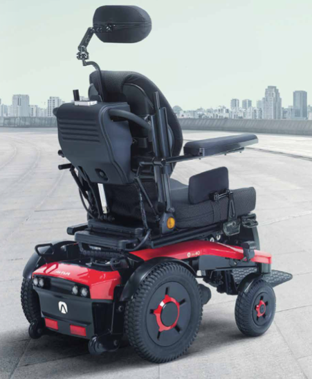 Invacare AVIVA RX40 Power Chair