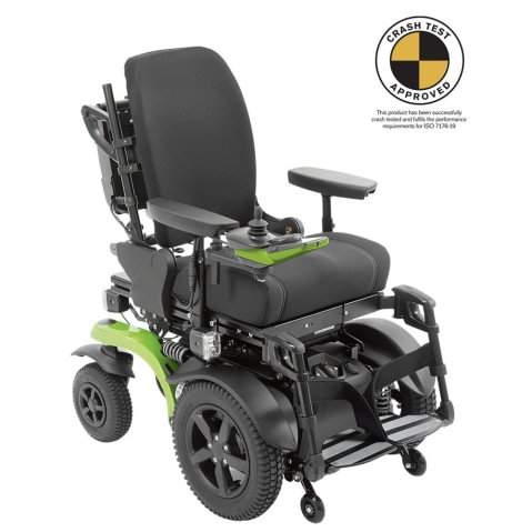 Ottobock Juvo B5 Front Wheel Drive Electric Wheelchair
