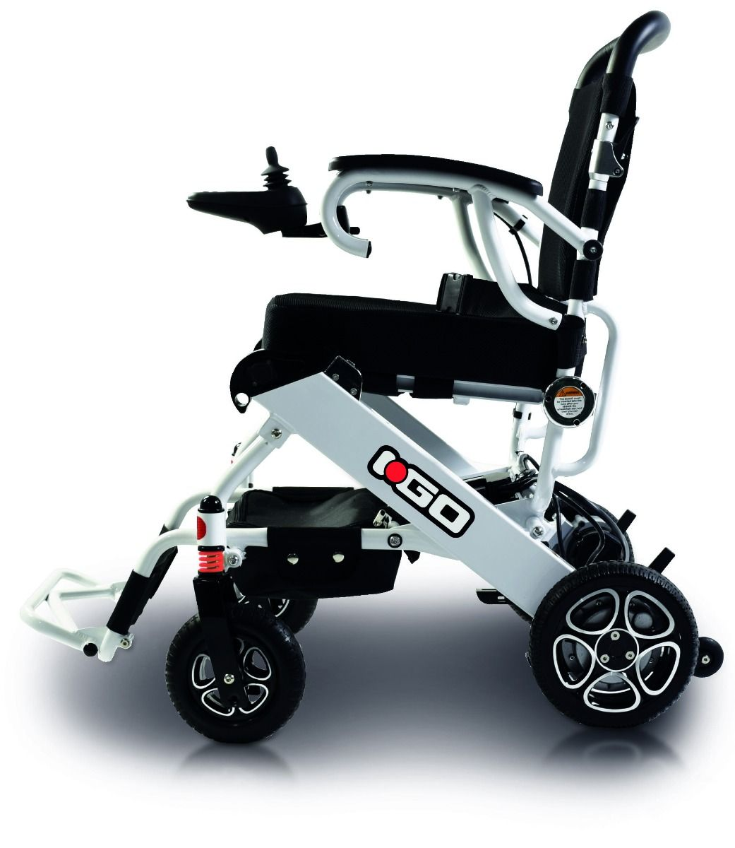 i Go Folding Electric Wheelchair