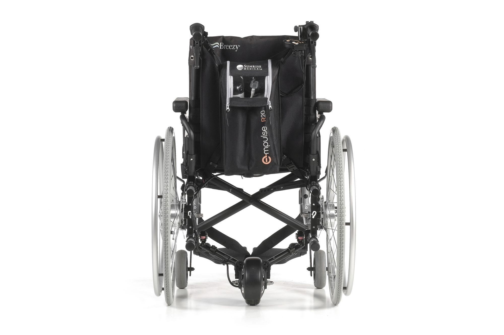 Sunrise Medical Empulse R20 Wheelchair Push Assist Add On