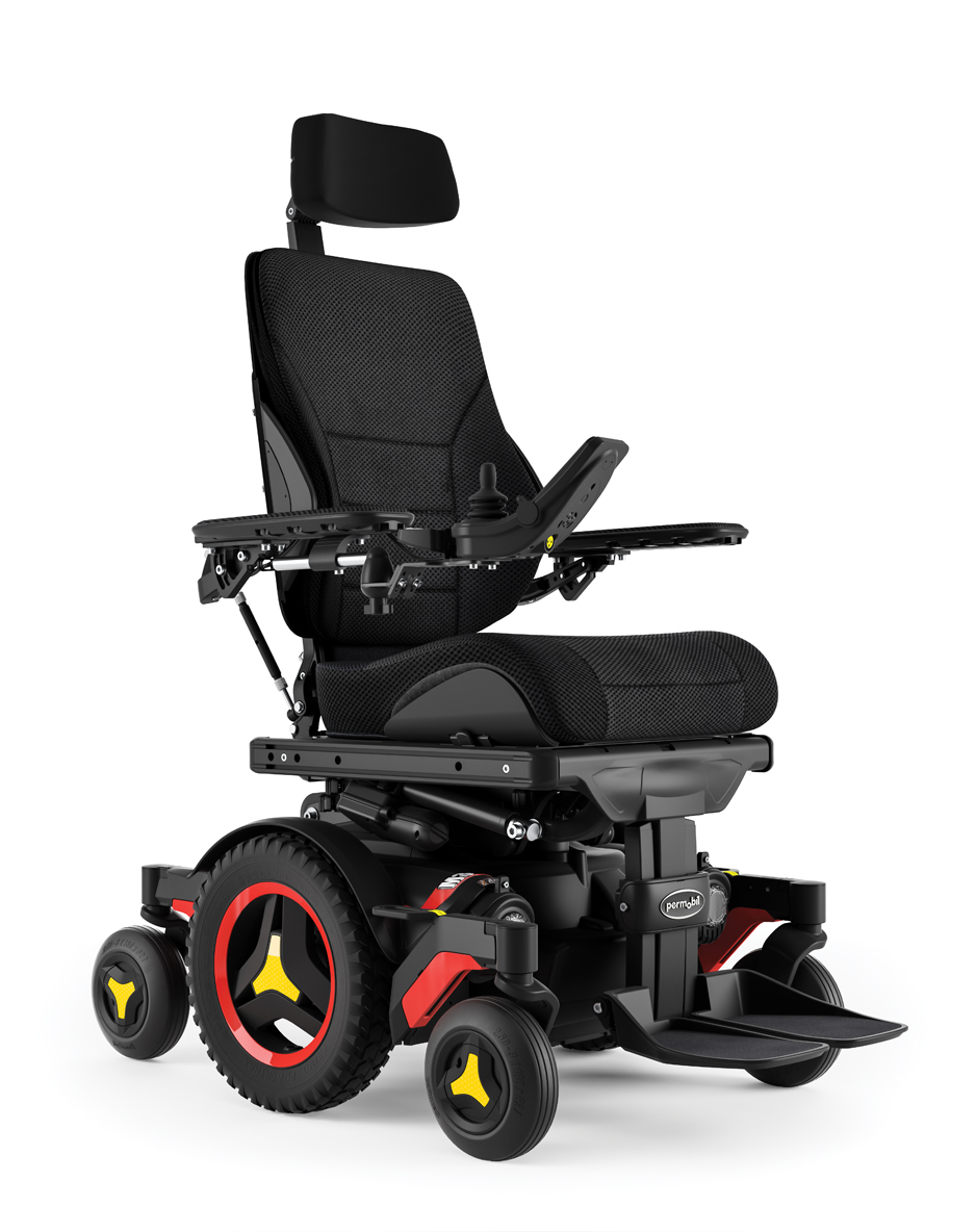 Permobil M3 Corpus Power Chair