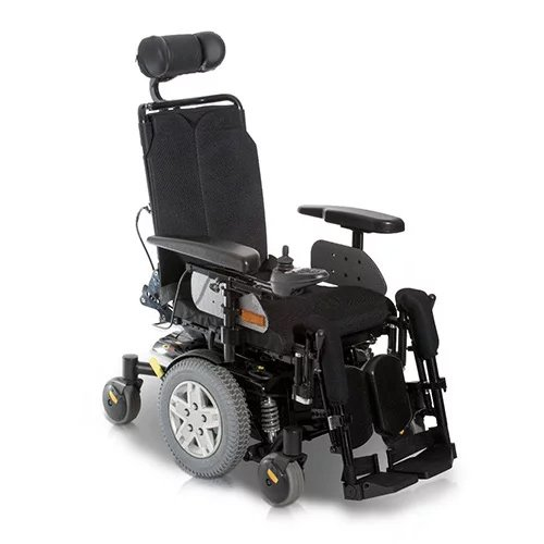 Quantum Q4 ION seating Powerchair