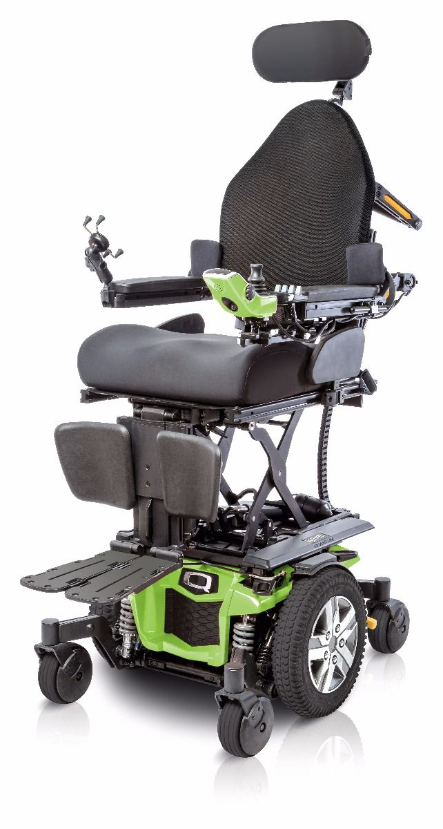 Quantum Q6 Edge 2.0 i level option Power Chair