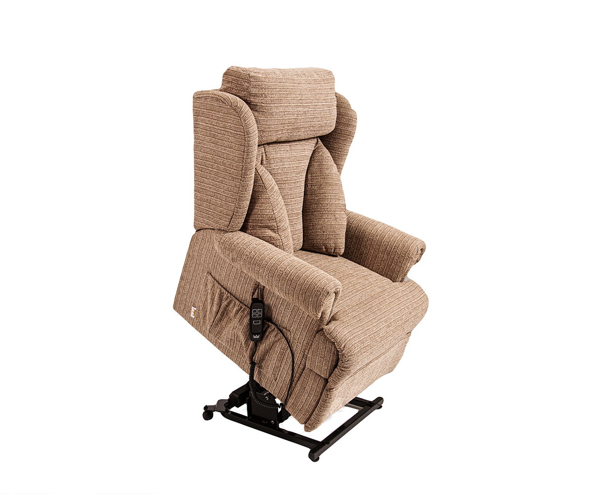 Admiral Lateral Rise & Recline Dual Tilt In Space