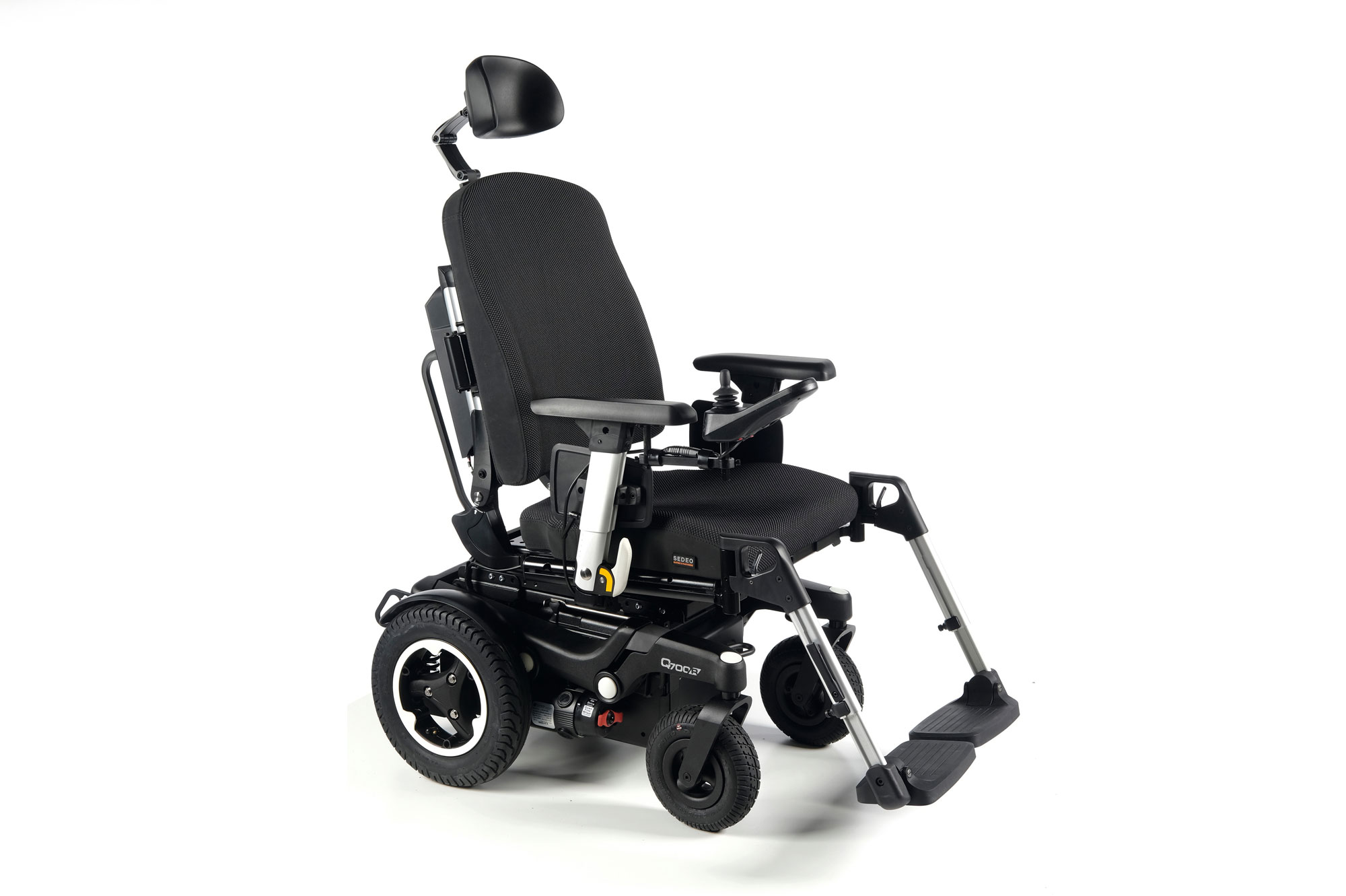 Quickie Q700 R SEDEO PRO Rear-Wheel Powered Wheelchair