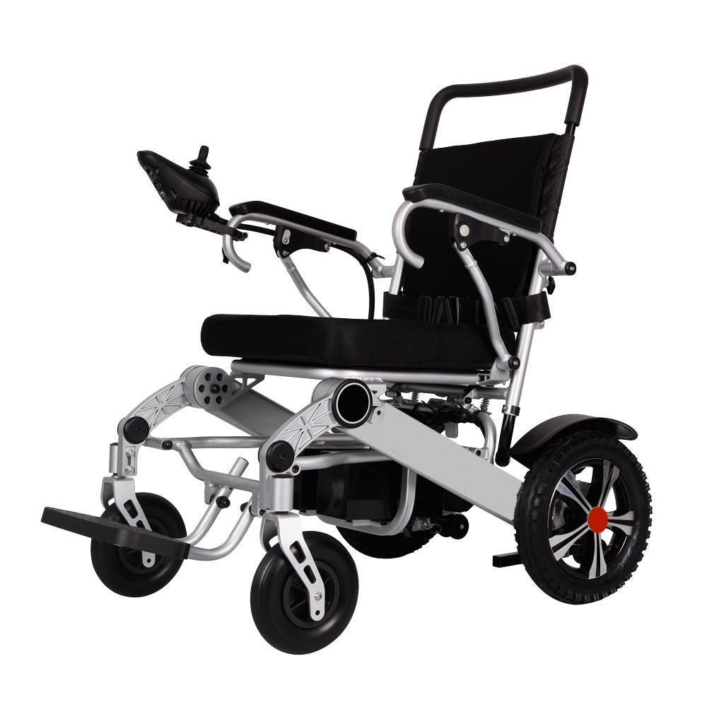 Easy Instant Folding Electric Wheelchair