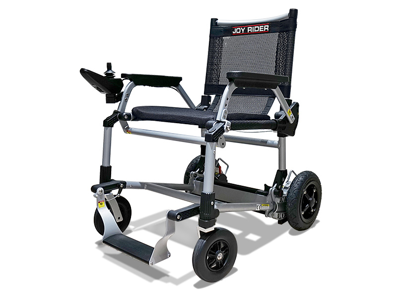E Goes Joyrider Electric Wheelchair Folding Powered