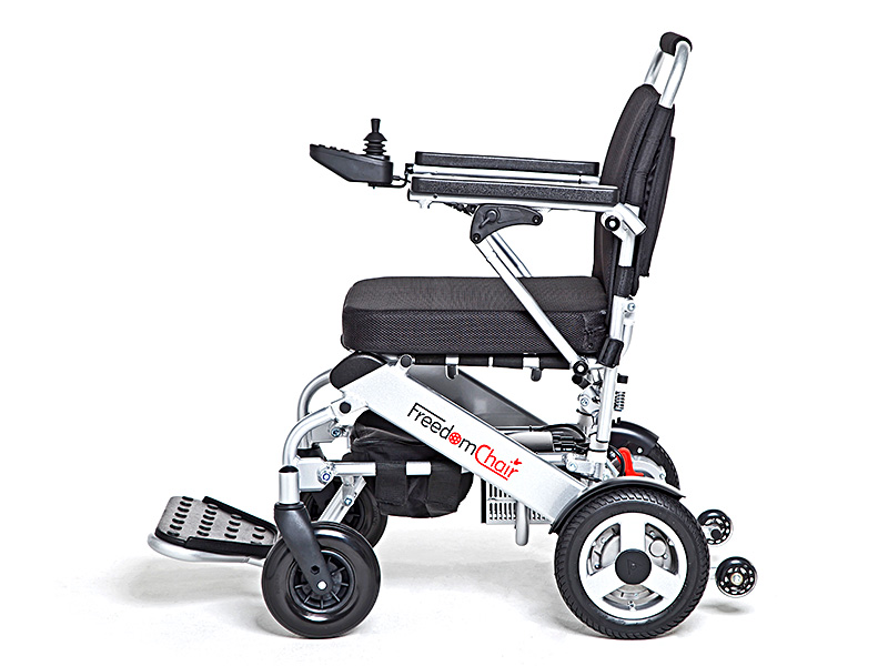 Freedom A06 Electric Folding Wheelchair