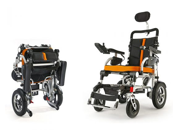 Ultimate Adjustable Folding Powered Chair