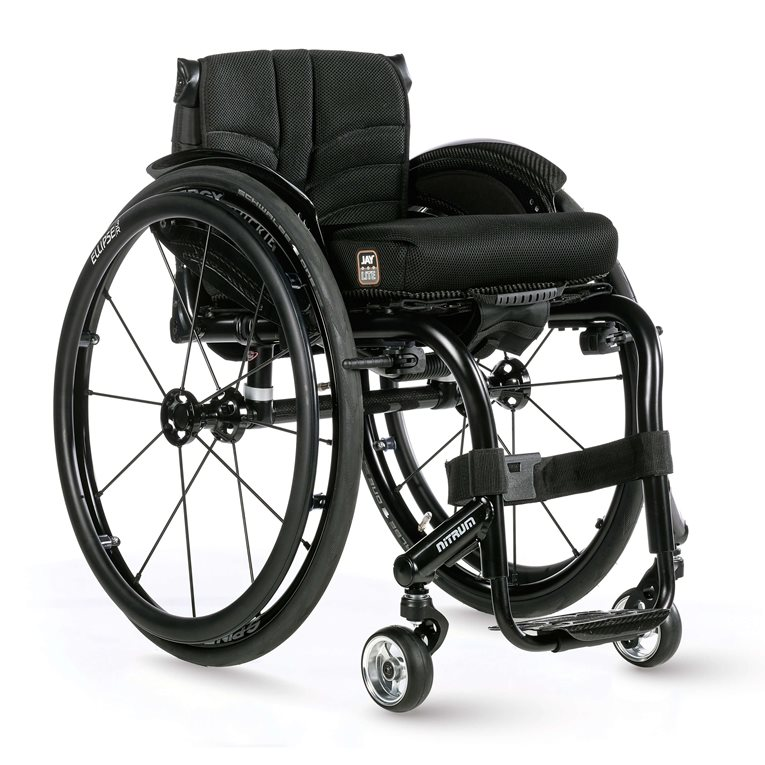 Quickie Nitrum Lightest Aluminium Wheelchair