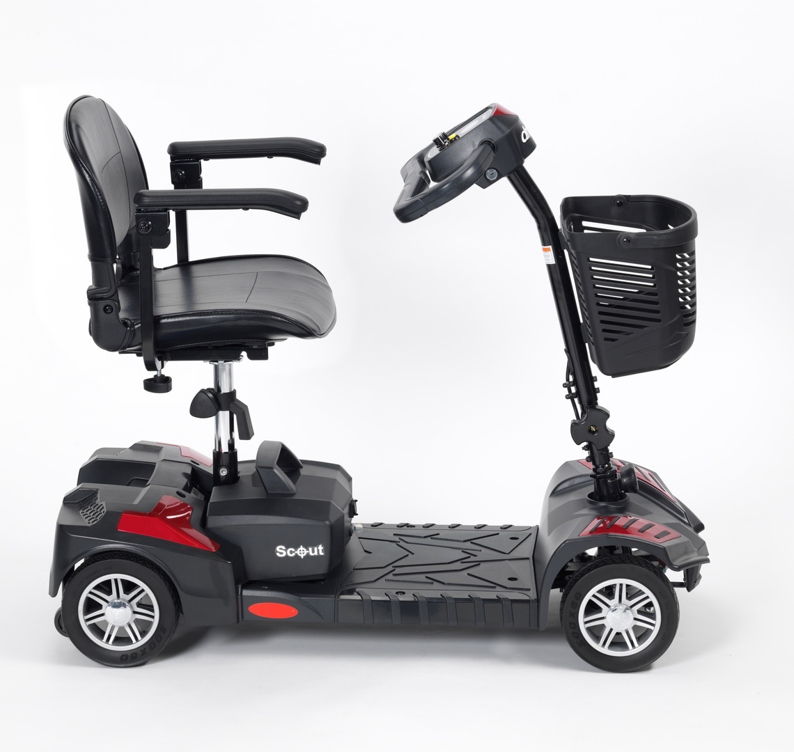 Scout Travel Mobility Scooter