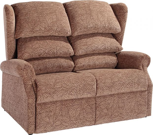 Ambassador Waterfall Back Two-Seater Sofa