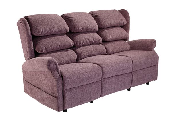 Ambassador - Three Seater Static Sofa