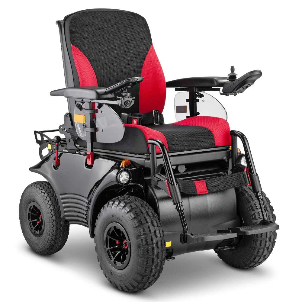 Meyra Optimus RS off road power chair