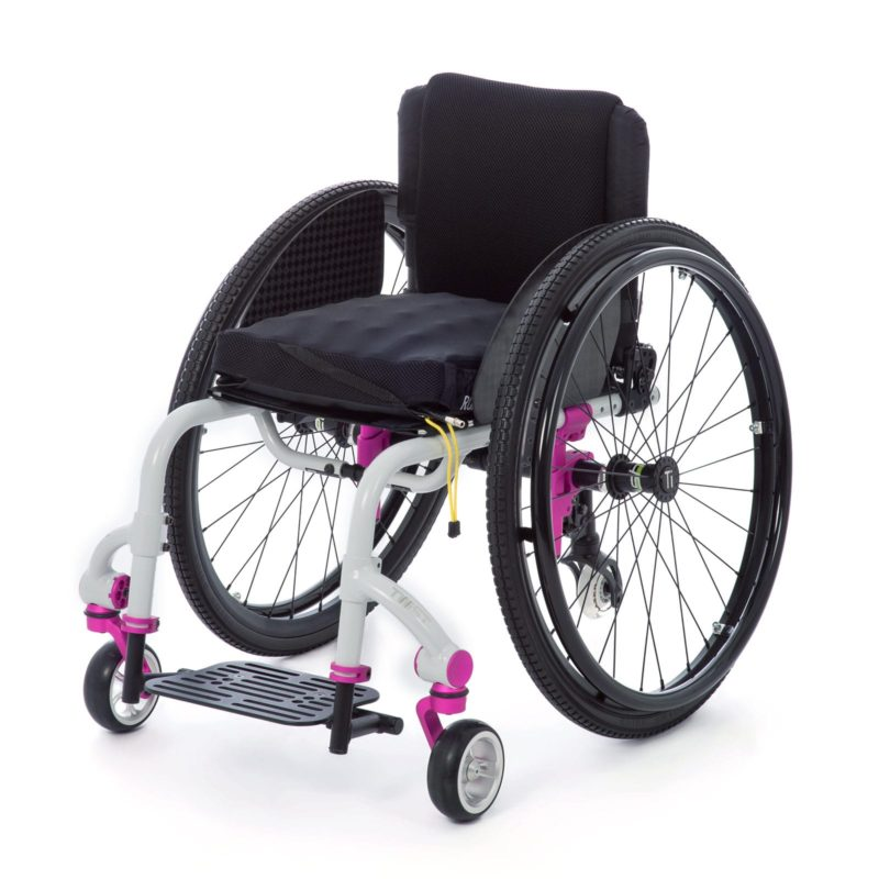 Permobil TiLite Twist children wheelchair