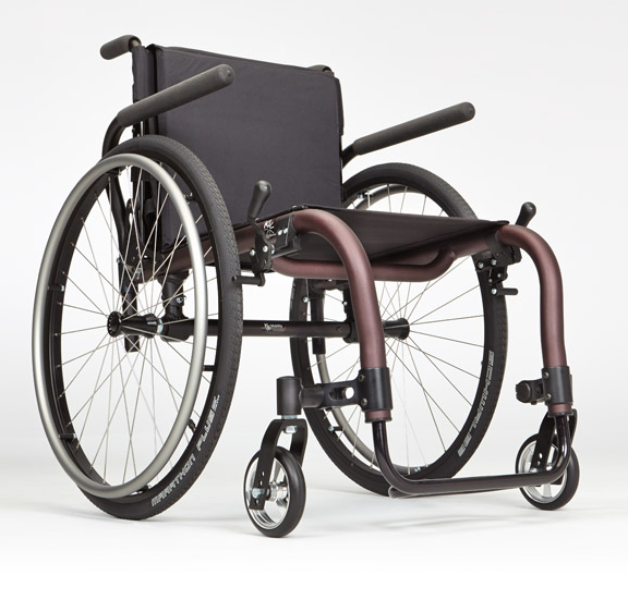 Ki Tsunami Ultralight Rigid Frame Wheelchair