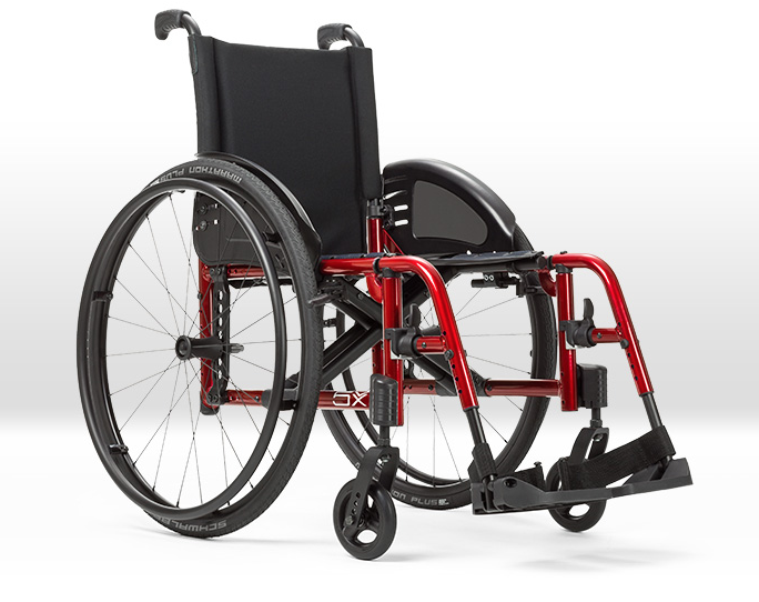 Ki Catalyst 5Vx Wheelchair